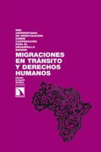 Migraciones en tránsito y derechos humanos: portada