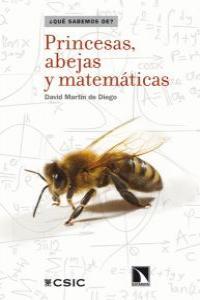 Princesas, abejas y matemáticas: portada