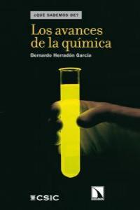 LOS AVANCES DE LA QUIMICA: portada