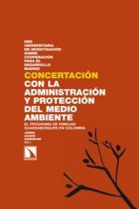 Concertación con la Administración y protección del medio am: portada