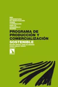 Programa de producción y comercialización sostenible: portada