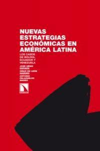 NUEVAS ESTRATEGIAS ECONÓMICAS  EN AMÉRICA LATINA: portada