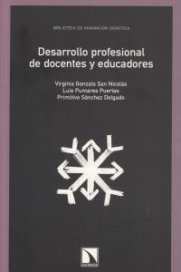 DESARROLLO PROFESIONAL DE DOCENTES Y EDUCADORES: portada
