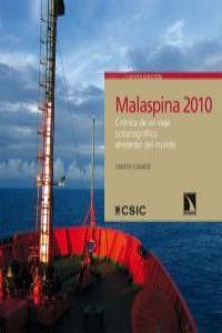 MALASPINA 2010: portada