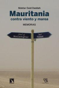 Mauritania contra viento y marea: portada