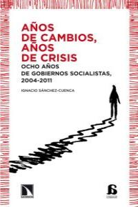 Años de cambios, años de crisis: portada