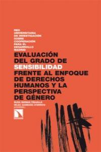 EVALUACION .DEL GRADO DE SENSIBILIDAD  FRENTE AL ENFOQUE DE: portada