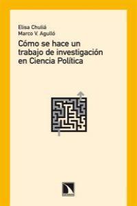 Cómo se hace un trabajo de investigación en Ciencia Política: portada