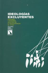 IDEOLOGIAS EXCLUYENTES: portada