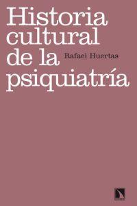 Historia cultural de la psiquiatría: portada