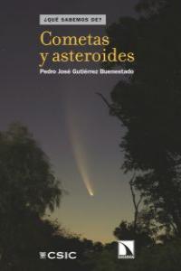 Cometas y asteroides: portada