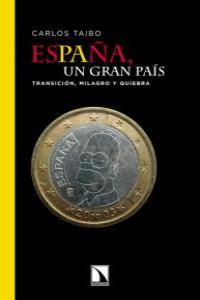 España, un gran país: portada