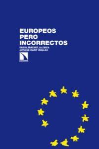 Europeos pero incorrectos: portada