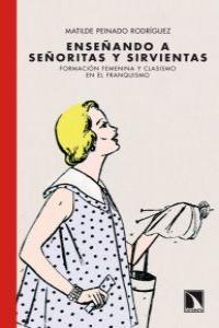 Enseñando a señoritas y sirvientas: portada