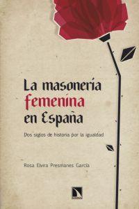 MASONERIA FEMENINA EN ESPAÑA,LA: portada