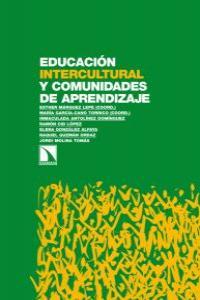 Educación intercultural y Comunidades de Aprendizaje: portada