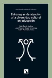 Estrategias de atención a la diversidad cultural en educació: portada