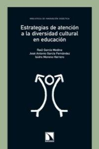 Estrategias de atenci�n a la diversidad cultural en educaci�: portada