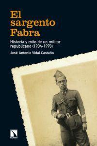 El sargento Fabra: portada