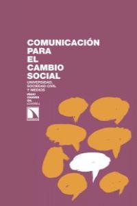 Comunicación para el cambio social: portada