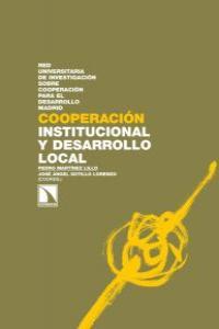 Cooperación institucional y desarrollo local: portada