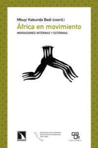 África en movimiento: portada