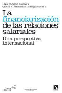 La financiarización de las relaciones salariales: portada