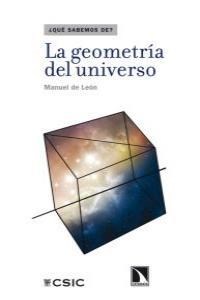 La geometría del universo: portada