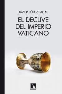 El declive del Imperio vaticano: portada