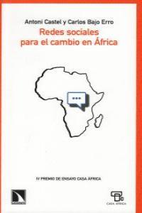 Redes sociales para el cambio en África: portada