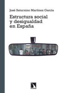 Estructura social y desigualdad en España: portada