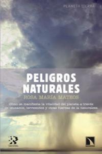 Peligros naturales: portada