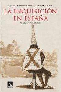 La Inquisición en España: portada