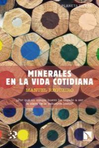 Minerales en la vida cotidiana: portada