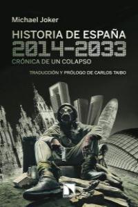 Historia de España, 2014-2033: portada
