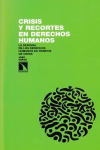 Crisis y recortes en derechos humanos: portada