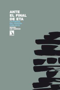 Ante el final de ETA: portada