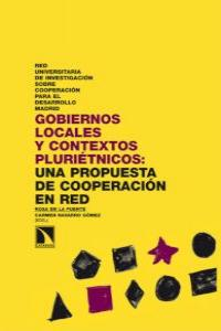 Gobiernos locales y contextos pluri�tnicos: una  propuesta d: portada