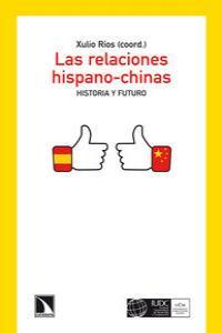 Las relaciones hispano-chinas: portada