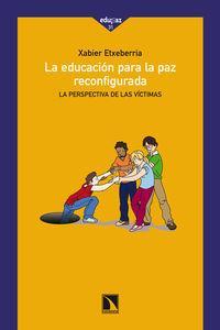 La educación para la paz reconfigurada: portada