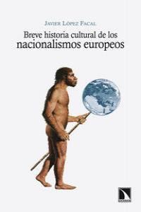 Breve historia cultural de los nacionalismos europeos: portada