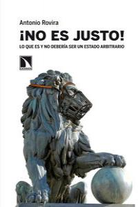 !NO ES JUSTO!: portada