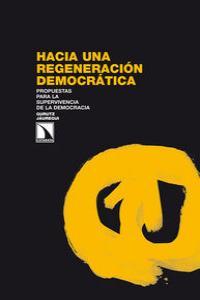 Hacia una regeneración democrática: portada