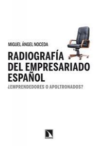Radiografía del empresariado español: portada