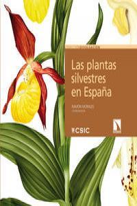 Las plantas silvestres en España: portada