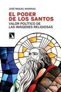 El poder de los santos: portada