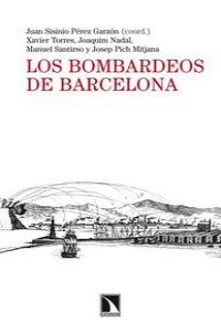 Los bombardeos de Barcelona: portada