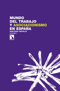 Mundo del trabajo y asociacionismo en España: portada
