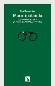 MORIR MATANDO: portada
