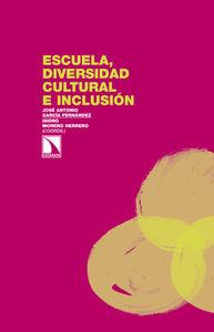 Escuela, diversidad cultural e inclusión: portada